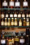 Regia Farmacia XX Settembre, antiche boccette, 2017 © Archivio Storico della Città di Torino