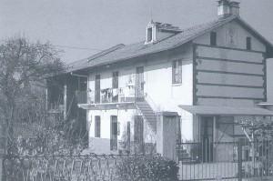 Foto storica del cascinotto di strada del mulino di villaretto. © EUT 6.