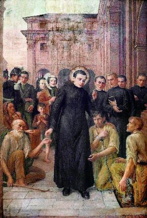 Giuseppe Cafasso (Castelnuovo Don Bosco, 1811 - Torino, 1860)