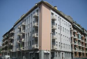 Edificio civile abitazione e magazzino via Moretta 30