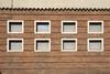 Mario Passanti e Paolo Perona, Casa per dipendenti Michelin (facciata), 1938-1939. Fotografia di Bruna Biamino, 2010. © MuseoTorino.
