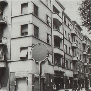 Nucleo di edifici d'abitazione multipiano