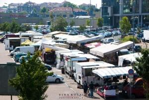 Mercato di Borgo Aje, Moncalieri