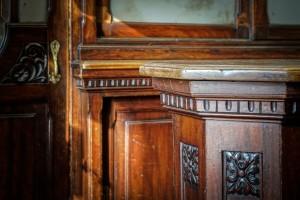 Les Lunettes, ottica, particolare dell'interno, 2017 © Archivio Storico della Città di Torino