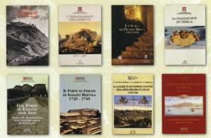 Le pubblicazioni del CeSRAMP dal 1996 al 2006. Immagine tratta da depliant pubblicato dal CeSRAMP.