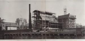 Ex Officina per la produzione del gas di Borgo Dora, ora area residenziale