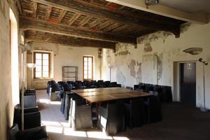 Interno di casa del Pingone (1). Fotografia di Paolo Gonella, 2010. © MuseoTorino.
