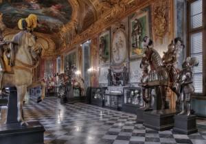 Galleria Beaumont dell'Armeria Reale. Fotografia 2015 © MIBAC.