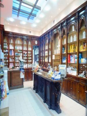 Antica farmacia già dell'Ordine Mauriziano, interno, 1998 © Regione Piemonte