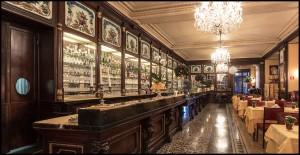 Baratti & Milano, sala ottocentesca, 2016 © Archivio Storico della Città di Torino