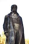 Edoardo Rubino, Statua di Federico Scopolis, 1903. Fotografia di Mattia Boero, 2010. © MuseoTorino.