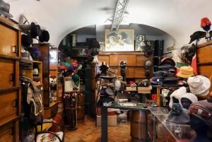 Viarani, cappelleria, interno, 2017 © Archivio Storico della Città di Torino
