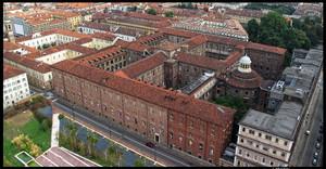 Ospedale Maggiore di San Giovanni Battista e della Città di Torino. Fotografia di Michele D'Ottavio, 2010. © MuseoTorino