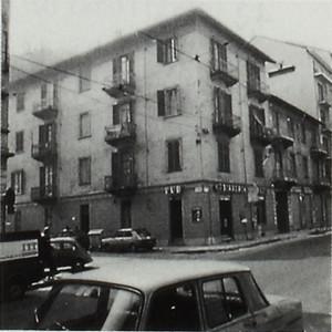 Nucleo di case di civile abitazione.