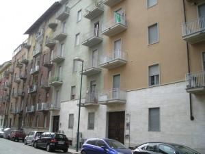 Edificio di civile abitazione in via Saorgio 9