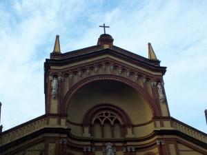 Chiesa di Santa Barbara. Fotografia di Paola Boccalatte, 2014. © MuseoTorino