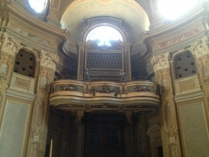 Santa Pelagia, interno. Fotografia di Giuseppe Baldari, 2013