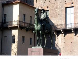 Pietro Canonica, Monumento ai Cavalieri d'Italia, 1923. Fotografia di Alessandro Vivanti, 2011. © MuseoTorino.