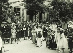 Festa nella Scuola Padre Gemelli © Archivio Scuola primaria Padre Gemelli