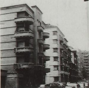Insieme di case di abitazione