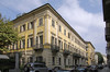 Il quartiere Borgo Nuovo (1).  Fotografia di Dario Lanzardo, 2010. © MuseoTorino.
