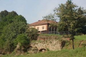 Probabili resti del Castello di Mirafiori. © EUT 10.