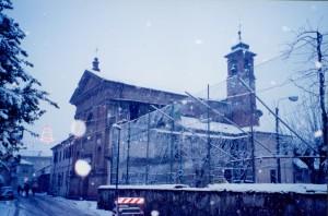 Chiesa di San Grato in Bertolla. © EUT6