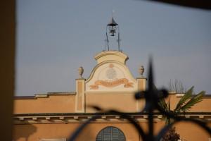 Orologio solare, Villa Il Gibellino