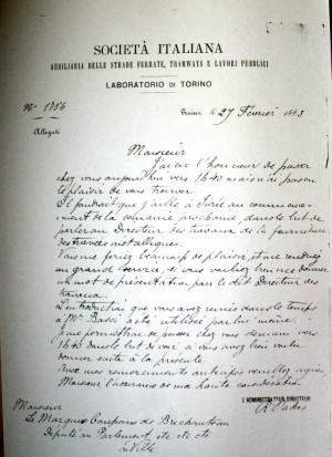 Società Anonima Italiana Ausiliaria di strade Ferrate, tramways e lavori pubblici (SAIA)