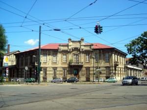Ex Opificio Venchi – Ex Opificio Militare, corso Regina Margherita. Fotografia di Silvia Bertelli.