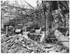 FIAT Autocentro - Stabilimento di Mirafiori. Effetti prodotti dal bombardamento dell'incursione aerea del 20-21 novembre 1942. UPA 2202_9B06-35. © Archivio Storico della Città di Torino