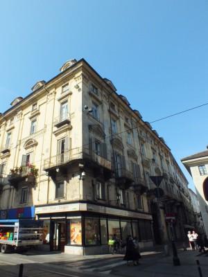 Via San Domenico 5 già Casa Gay di Quart