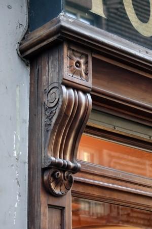 Moderna Torrefazione Caffè, particolare esterno, 2017 © Archivio Storico della Città di Torino