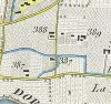Cascina Commenda. Topografia della Città e Territorio di Torino, 1840. © Archivio Storico della Città di Torino