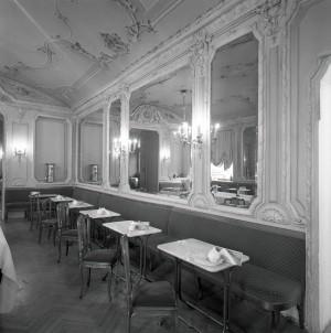 Platti Caffè Confetteria, salone da the, 1998 © Regione Piemonte