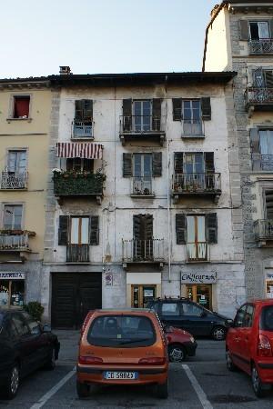 Casa di abitazione piazza Crispi 53