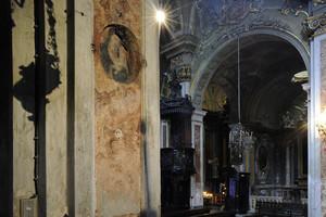 Mario Ludovico Quarini e Bernardo Antonio Vittone, Chiesa di San Francesco d'Assisi (interno), 1761 Fotografia di Paolo Gonella, 2010. © MuseoTorino.