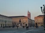 Un giro in piazza San Carlo