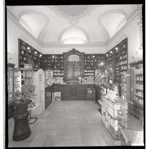 Regia farmacia Masino, interno, 1998 © Regione Piemonte