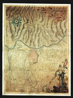 Carta dell'assedio di Torino (Quaglia, 1706)