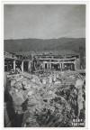 Villar Perosa (Torino) s.l. Stabilimento RIV. Effetti prodotti dai bombardamenti dell'incursione aerea del 3 gennaio 1944. UPA 4320_9E05-11. © Archivio Storico della Città di Torino/Archivio Storico Vigili del Fuoco