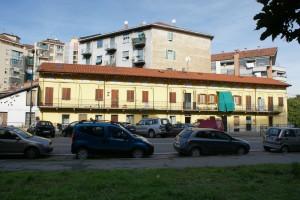 Via Petrella 19, ex via Aosta 107