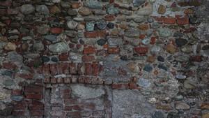 I mattoni a vista del Castello della Saffarona. Fotografia di Paolo Mussat Sartor e Paolo Pellion di Persano, 2010. © MuseoTorino