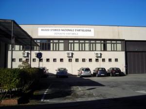 Museo Storico Nazionale d'Artiglieria