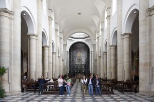 Meo del Caprina, Cattedrale di San Giovanni Battista (Duomo, interno, 1), 1491-1498. Fotografia di Marco Saroldi, 2010. © MuseoTorino.