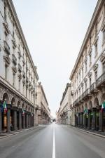 Passeggiando per via Roma