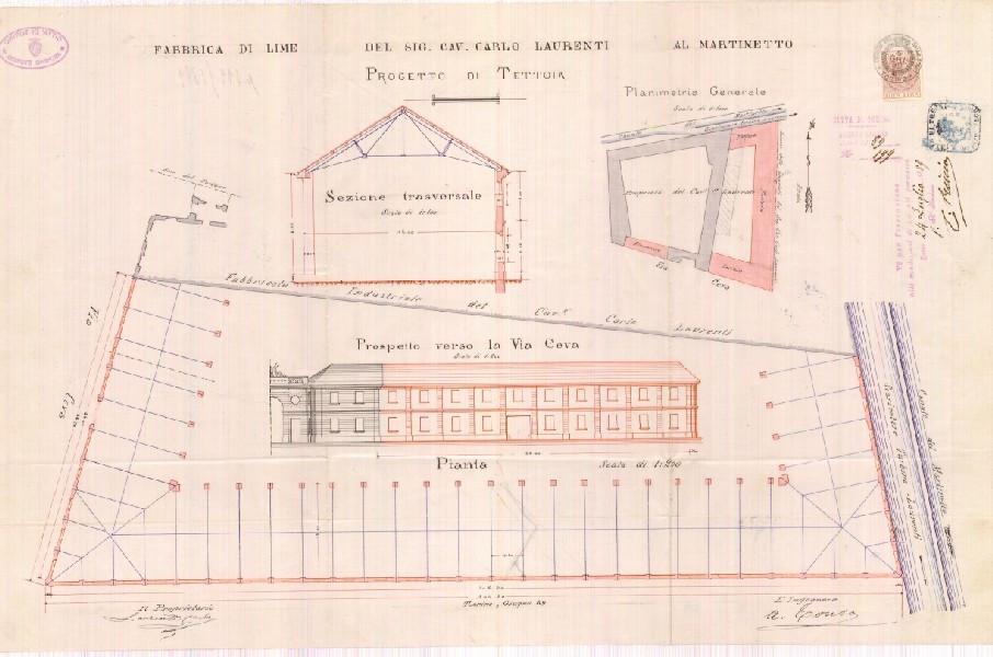 Ex cartiera di san cesario oggi centro giovanile e scuola for Costo della costruzione dell edificio