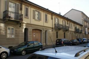Case Grassi, via Favria – via Agliè