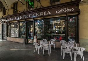 Bar WU, caffetteria, ex confetteria