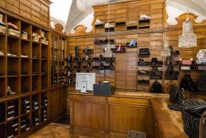 FRAV, abbigliamento; già Augusta Musica, interno, 2017 © Archivio Storico della Città di Torino
